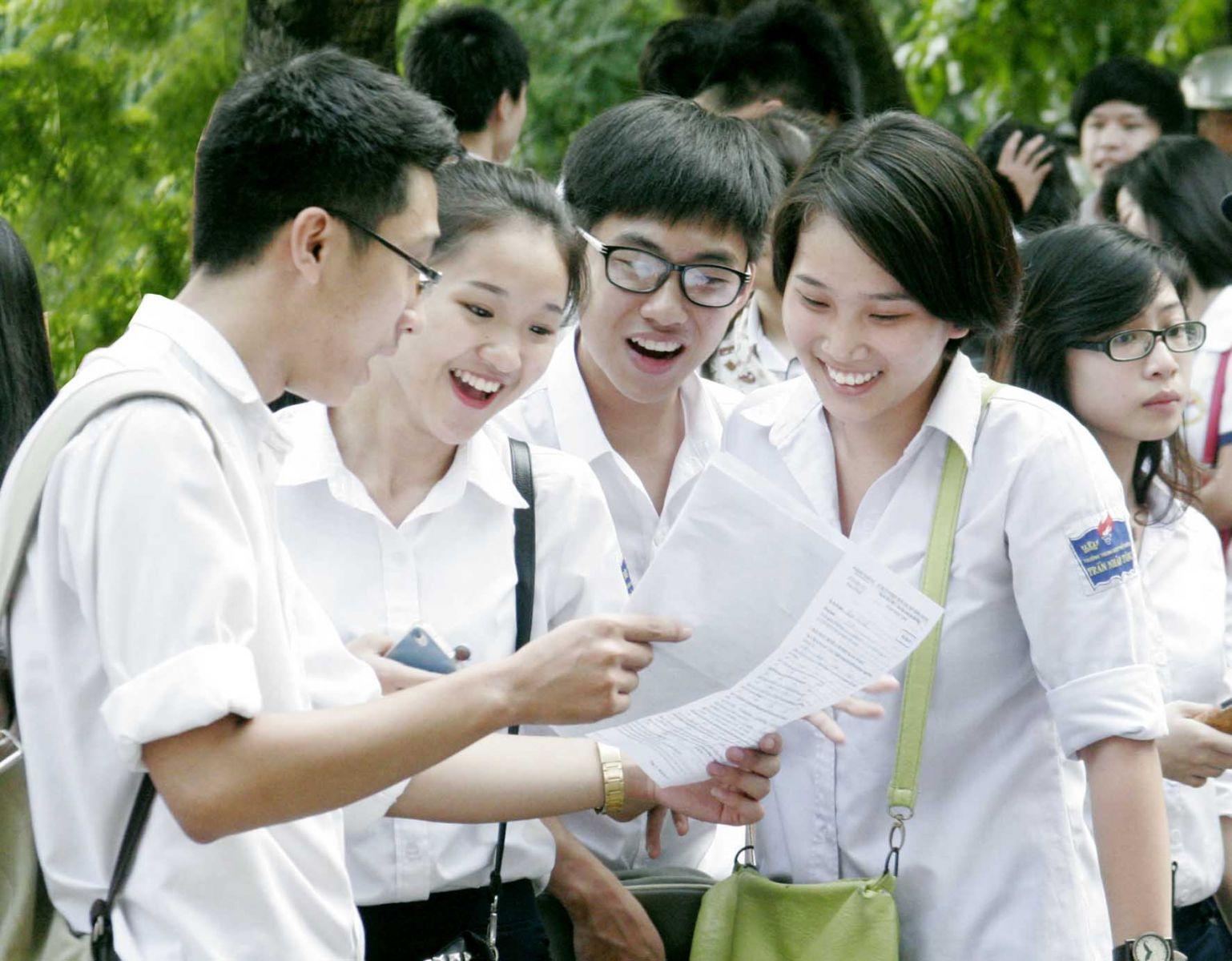 Học sinh cuối cấp có thể tham khảo lộ trình học tiếng Anh THPT hiệu quả