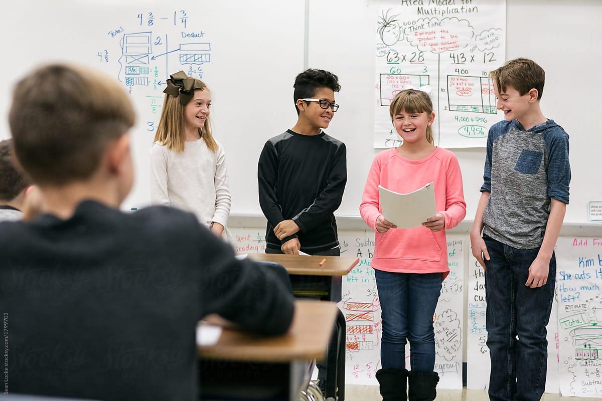 """Thuyết trình bằng tiếng Anh đem lại những lợi ích """"không ngờ tới"""" cho học sinh, sinh viên"""