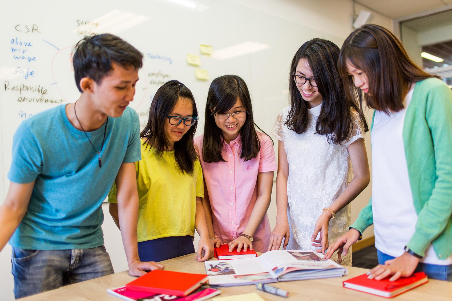 Quá trình học tiếng Anh toàn diện cho học sinh sẽ trở nên hiệu quả hơn với một số tips
