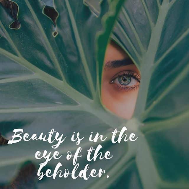 """Ý nghĩa của câu nói """"beauty is in the eye of the beholder"""" và một số cụm từ khác về tình yêu - language link academic"""