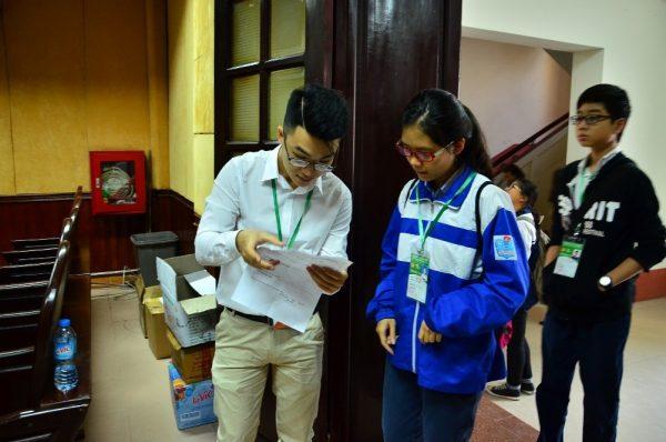 Học sinh THCS TP. Hà Nội tự tin thể hiện vốn tiếng Anh toàn diện